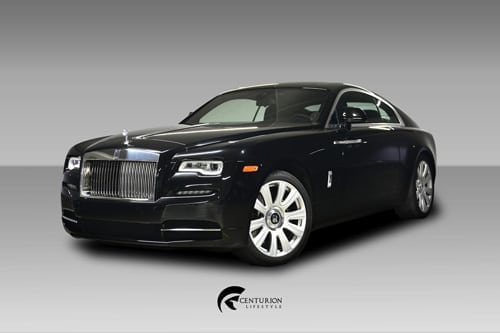 Rent A Rolls Royce Wraith In Los Angeles Exotic Car Rental West