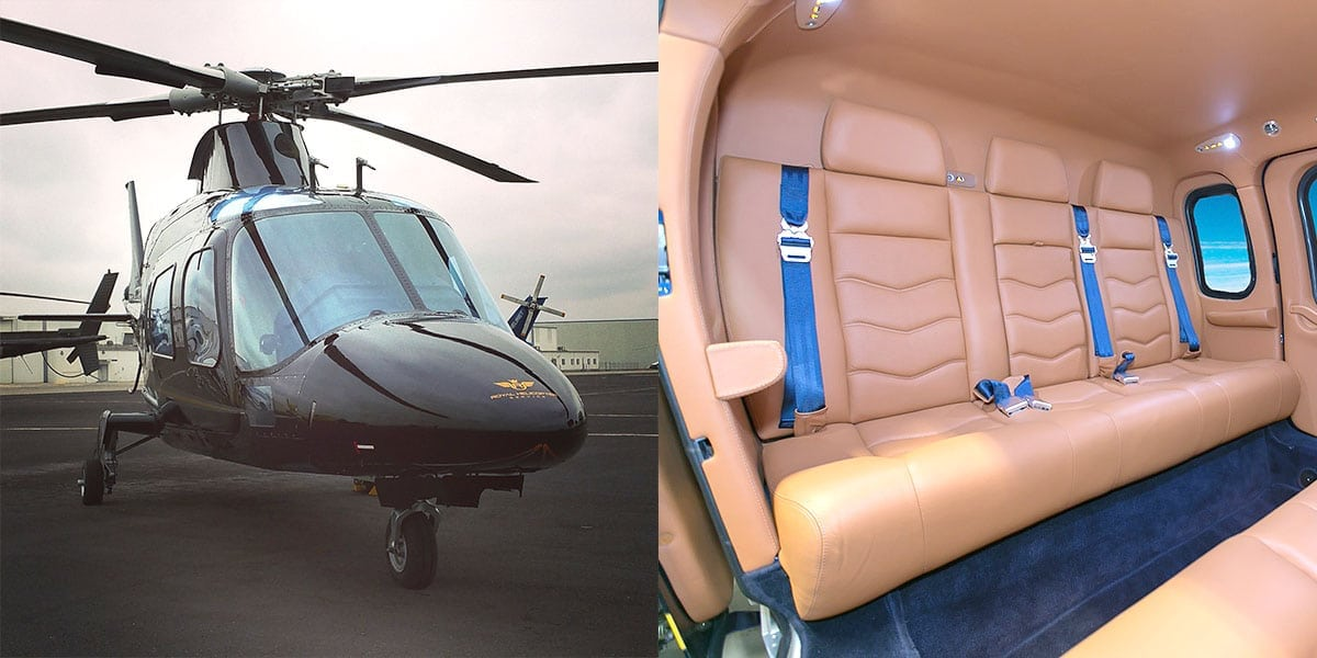 Royal Helicopter Centurion Lifestyle