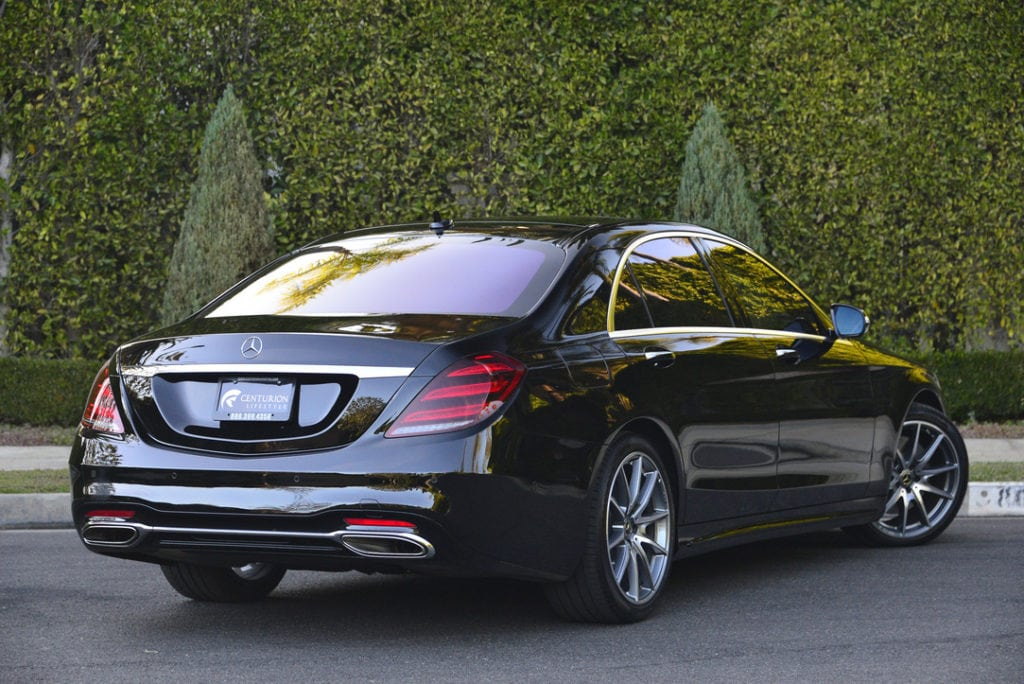 Rent a Mercedes-Benz S550 in Los Angeles - luxury car ...